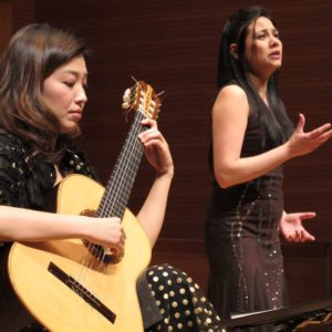 1 Soledad Cardoso & Kaori Muraji
