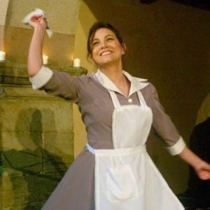 Soprano Soledad Cardoso as Viardot's 'Cendrillon'