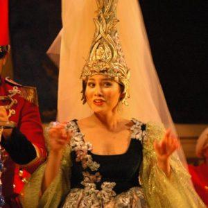 Soledad Cardoso. L'italiana in Algeri. Rossini